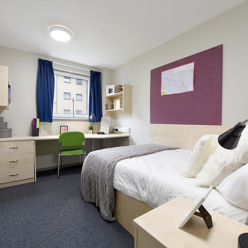 Glasgow Apartments: Buchanan View Student Accommodation In Glasgow
