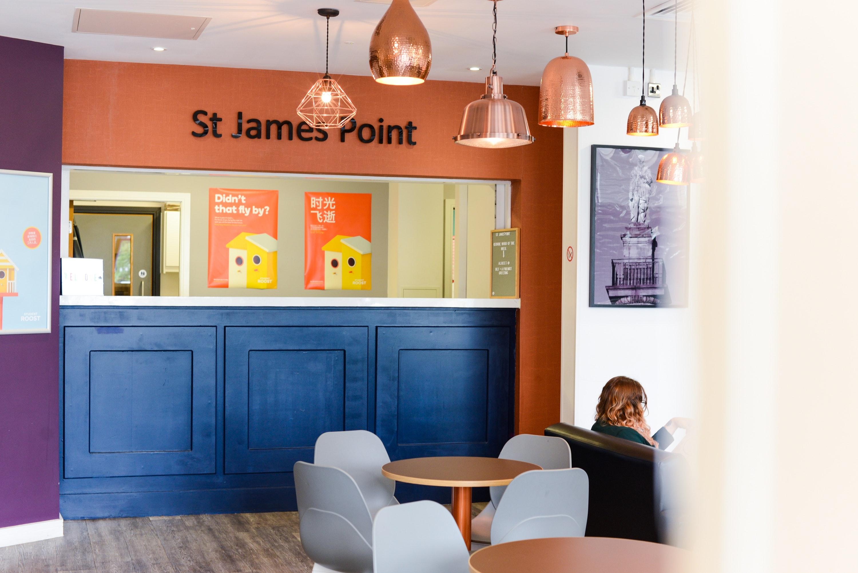 Newcastle St James Point Reception 2